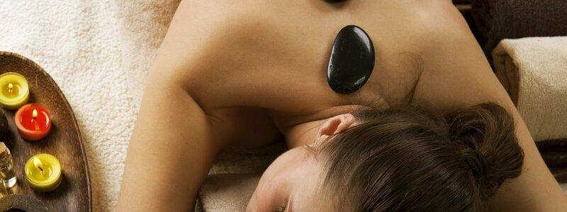 Hotstone massage | 25 min